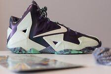 Nike LeBron 11 All-Star NOLA Gator King 100% Brand New
