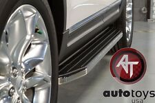 ATU  SIDE STEPS NERF BARS ALUMINUM RUNNING BOARDS [ 2010-2012 Hyundai Santa Fe ]