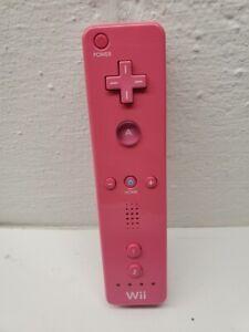 OEM Nintendo Wii Remote Multi Color WiiMote Original Official Controller Wii U