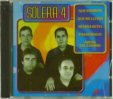 CD - Solera 4 - Solera 4 - #A3854 - Neu - RAR