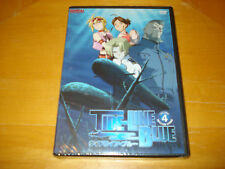 Tide-Line Blue - Vol. 4 (Anime DVD, 2007, New)