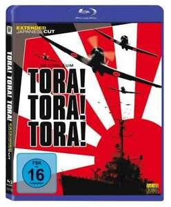 Tora! Tora! Tora! (Extended Japanese Cut)[Blu-ray/NEU/OVP] Pearl Harbour 7.12.41