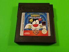Tweety Sylvester - Het ontsnapte ontbijt - Nintendo Game Boy / GBC / GBA