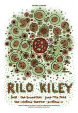 Rilo Kiley POSTER Feist The Brunettes 2005 Tara Mcpherson Signed Numbered