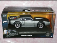 JADA TOYS 1:32 scale FAST & FURIOUS DOM'S ICE CHARGER# DIECAST MODEL