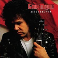 GARY MOORE ~ AFTER THE WAR NEW SEALED CD ~ REMASTERED EDITON WITH BONUS TRACKS