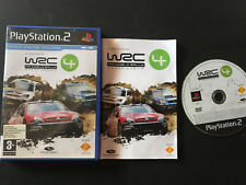 World Rally Car 4 PS2 Play Station 2 Pal ESPAÑOL