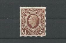 Grande-Bretagne 1948 245 * Roi George VI