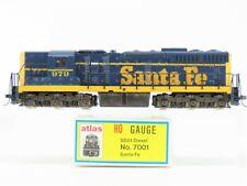 HO Scale Atlas 7001 ATSF Santa Fe SD24 Diesel Locomotive #979