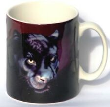 Blank Panther Coffee Tea Mug Ideal Gift For Big Cat  Enthusiast