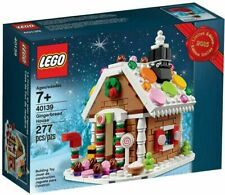 LEGO 40139 Limited Edition Gingerbread House NEW Rare Discontinued Exclusive