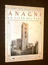 Anagni, la città dei Papi - Le Cento Città d'Italia illustrate
