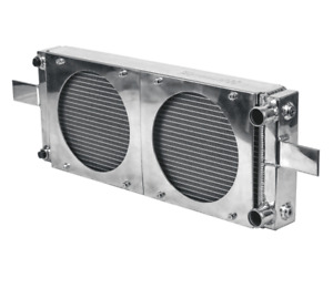 KOYO 53MM POCKET RADIATOR FOR HONDA ACURA UNIVERSAL