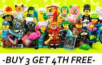 GENUINE LEGO MINIFIGURES SERIES 19 71025 PICK CHOOSE YOUR OWN + BUY 3 GET 1 FREE