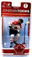 Mcfarlane NHL TEAM CANADA JONATHAN TOEWS WHITE JERSEY Chicago Blackhawks