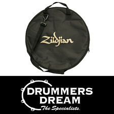 "Zildjian 20"" Cymbal Bag / Case P0729 Shoulder Strap & Carry Handle RRP $89.00"