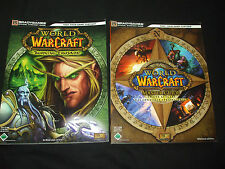 2 x World of Warcraft Lösungsbuch Burning Crusade + Master Guide zweite Ausgabe