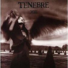"TENEBRE ""XIII"" CD - Gothic Metal (Japanese edition)*** nuovo sigillato"