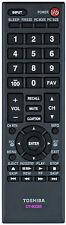 TOSHIBA CT-90325 TV Remote Control 50L2300U 50L2200U 46L5200U 40L5200U 65HT2U