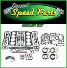 Enginetech Rebuild Gaskets Rings Rod Main Bearings Kit 1969-85 Chevy 350 SBC SB