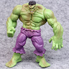 Marvel Avengers The Incredible Hulk Action Figure PVC Toys Hero Collection 12cm