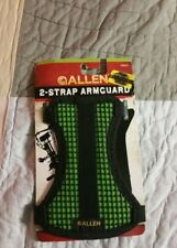 ALLEN ARCHERY 2 STRAP ARM guard PROTECTION WRAP WRIST BOW HUNTING