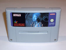 CLOCK TOWER - PAL IN ENGLISH GAME - SUPER NINTENDO SNES