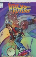 Back To The Future #11 (2016,Idw) Sub Cover, Delgado, Gale, 1st Print, Nm
