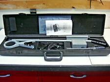 Greenlee Tempo Progressive 501 Tracker Ii Burried Cable Locator