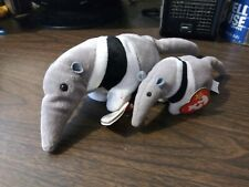 Ants the Anteater - Ty & McDonalds Beanie Baby Pair
