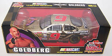 1999 Racing Champions 1:24 JERRY NADEAU #9 WCW Goldberg Ford Taurus PROMO