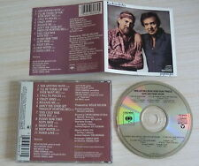 CD ALBUM SAN ANTONIO ROSE WILLIE NELSON & RAY PRICE 11 TITRES 1980