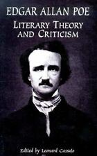 Edgar Allan Poe: Literary Theory and Criticism (Dover Books on-ExLibrary