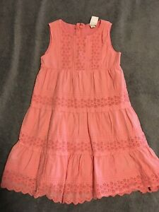 Baby Gap Coral Dress Size 5T