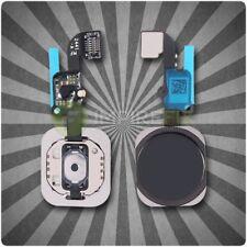 iPhone 6 Home Button Flex Kabel ID Sensor Touch Apple Ersatz Menü Taste SCHWARZ