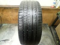 1 285 45 20 112H Pirelli Scorpion Verde Runflat Tire 7/32 No Repairs 4117