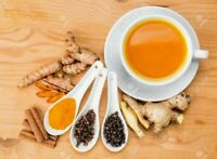 Orgenic Wild Turmeric Golden Tea (1000 gram )
