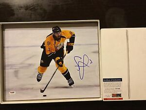 Seth Jones Signed Nashville Predators 11x14 Photo PSA DNA COA Autographed a