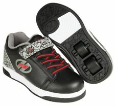 Chaussures de tennis noires à lacets pour fille de 2 à 16 ans