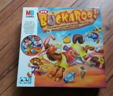 MB Buckaroo Cardboard Modern Board & Traditional Games