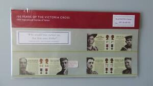 2006 G.B Presentation Pack - 150 Years Of The Victoria Cross - Pack 387