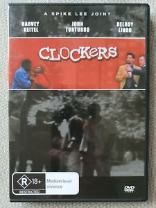 Clockers by Spike Lee (DVD, 1995/2014)