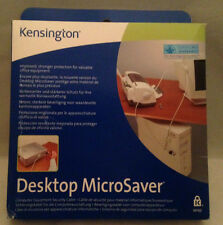 Kensington - Microsaver Universal Security system Lock. Boxed. NEW.