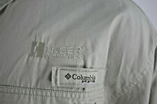 Nwot Columbia Pfg Vented Embroidered Men's Fishing Long Sleeve Shirt Size Xl