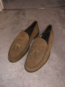 Ask The Missus Mens Loafers. Uk 8