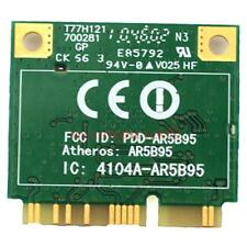 Scheda WiFi wireless Acer eMachines E727 series board card Atheros 4104A-AR5B95