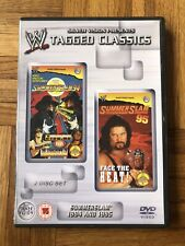WWE Tagged Classics Summerslam 1994 & 1995 2x DVD-Set Wrestling