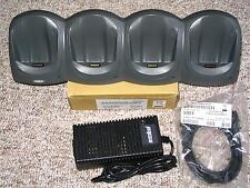 *NEW* SYMBOL CRD1700-4000S 4-SLOT SERIAL CRADLE KIT SPT1700 SPT1800 SPT1846