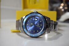 Invicta Men's Pro Diver Watch Light Blue Dial Stainless Steel 12813