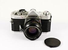 Konica autoreflex T3 avec Konica Hexanon AR 50 mm 1.7